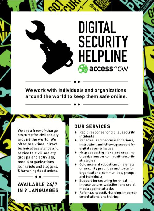 Digital Security Helpline