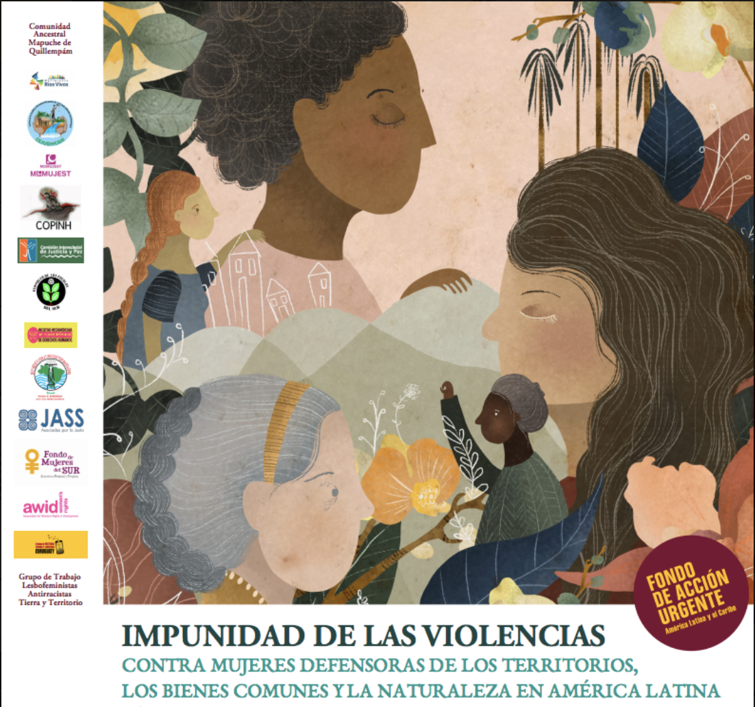 Impunity for violence against women defenders of territory, common goods, and nature in Latin America