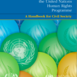 Working with the United Nations Human Rights Programme