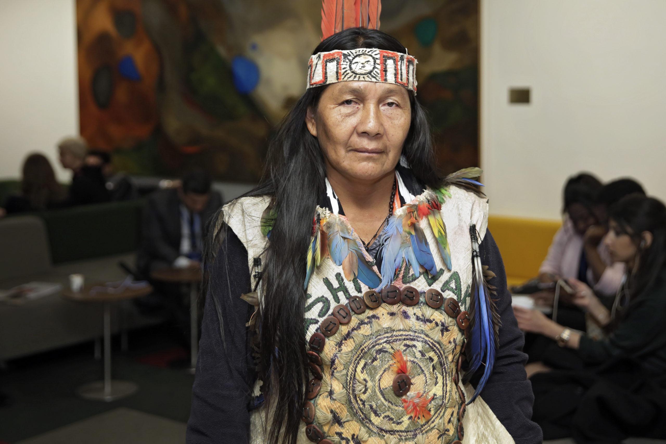 Mujeres Amazónicas Defensoras de la Selva