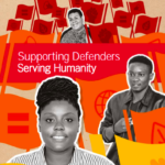 Annual Report 2020: Supporting Defenders, Serving Humanity