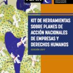 Kit de Herramientas sobre Planes de Acción Nacionales de Empresas y Derechos Humanos