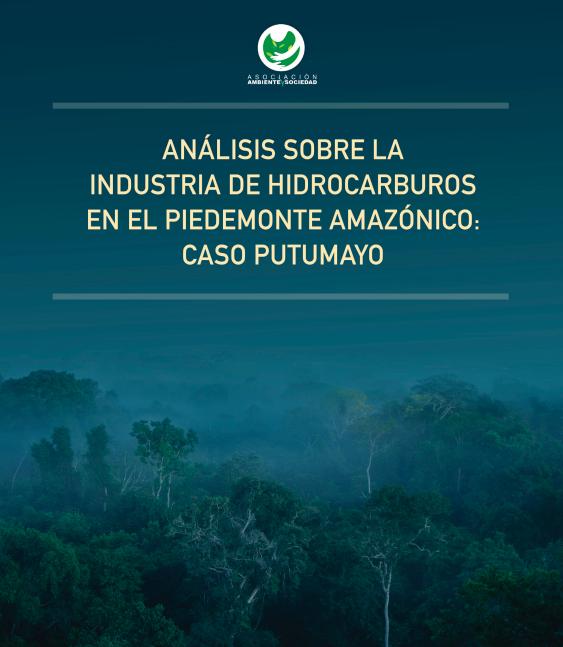 Análisis sobre la Industria de Hidrocarburos en el Piedemonte Amazónico: Caso Putumayo