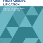 Protecting Activists From Abusive Litigation