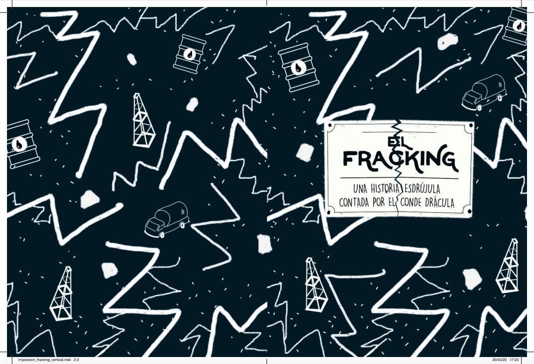 El fracking, una historia esdrújula contada por el Conde Drácula