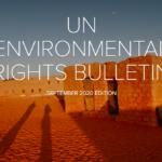 1. UNEP-OHCHR Environmental Rights Bulletin