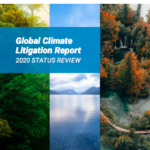 Global Climate Litigation Report – 2020 status review