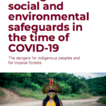 Rolling back social and environmental safeguards in the time of COVID-19