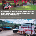 Defending our Lands, Territories and Natural Resources Amid the COVID-19 Pandemic