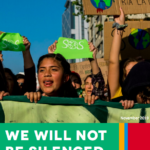 We Will Not Be Silenced: climate activism from the frontlines to the UN