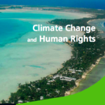 Climate Change and Human Rights