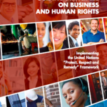 Guiding Principles on Business and Human Rights  2011