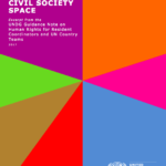 Guidance on Expanding Civil Society Space for Resident Coordinators and UN Country Teams