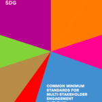 Common minimum standards for multi-stakeholder engagement in the UN development assistance framework