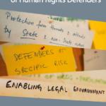 Directrices sobre la Protección de los Defensores de los derechos humanos – OSCE